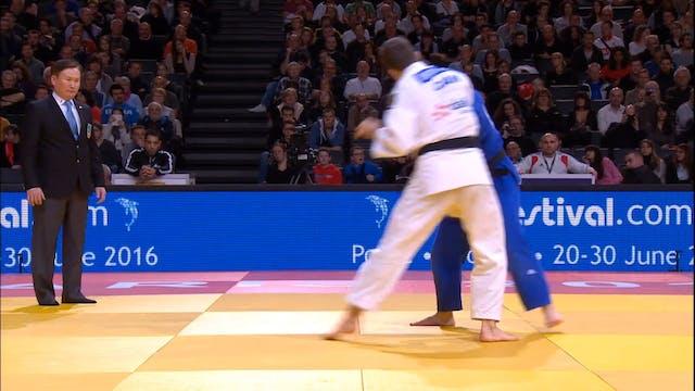 101: Juji gatame - CAN v FRA -73kg