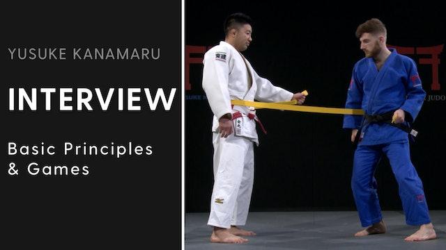 Basic Principles & Games | Interview | Yusuke Kanamaru