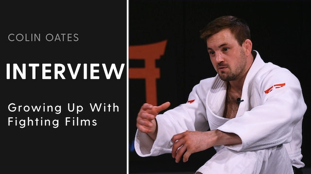Growing Up With Fighting Films | Interview | Colin Oates