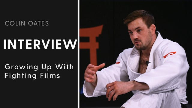 Growing Up With Fighting Films | Inte...