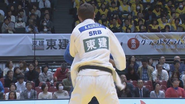 101: Osae komi - SRB v JPN -90kg