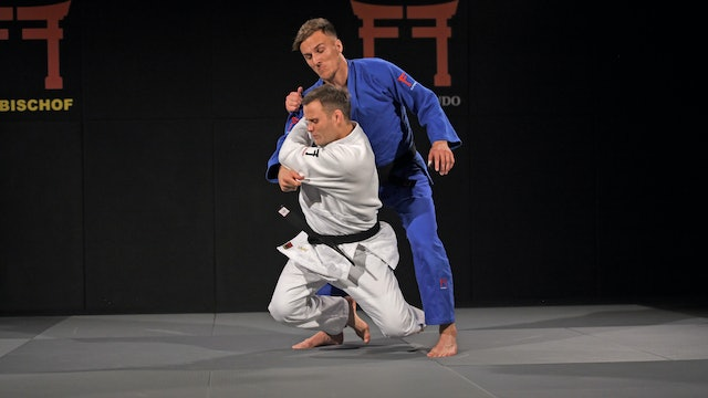 Drop Seoi nage - Entry and execution | Ole Bischof