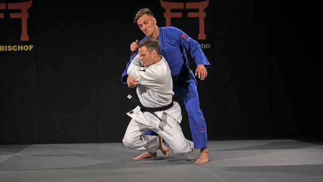 Drop Seoi nage - Entry and execution ...