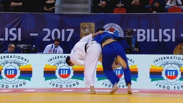 101: Uchi mata - RUS v AZE -100kg