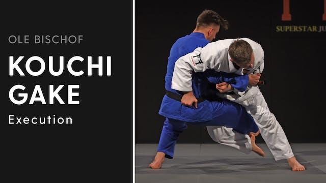 Kouchi gake - Execution | Ole Bischof
