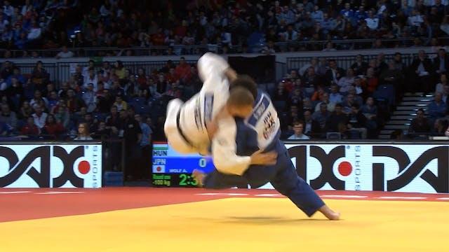 101: Kosoto gari - HUN v JPN -100kg