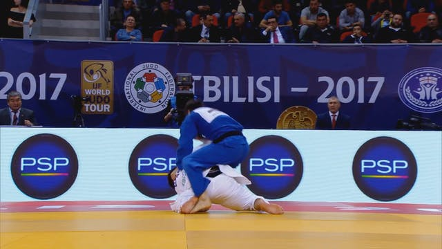 101: Seoi otoshi - KAZ v RUS -81kg