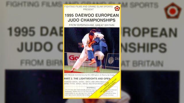 1995 European Championships: Lightwei...