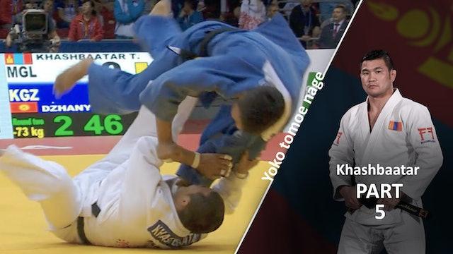 Competiton variations | Khashbaatar