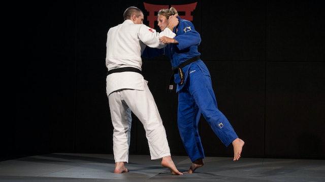 Using body movement | Judo Principles