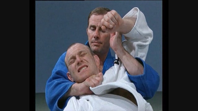 Neil Adams - Kata ha jime - Lifting The Chin