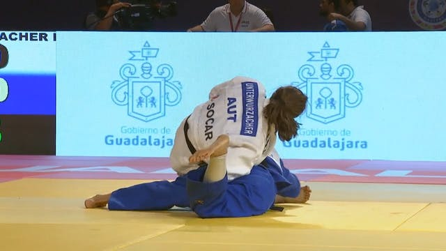 101: Sangaku gatame - AUT v BRA -63kg