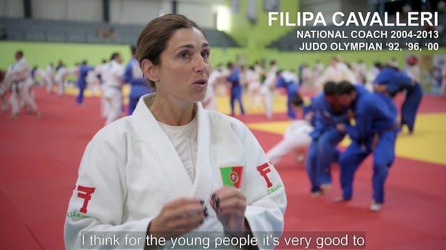 2019 International Judo Training Camp...