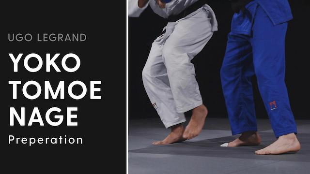 Preparation | Yoko Tomoe Nage | Ugo Legrand