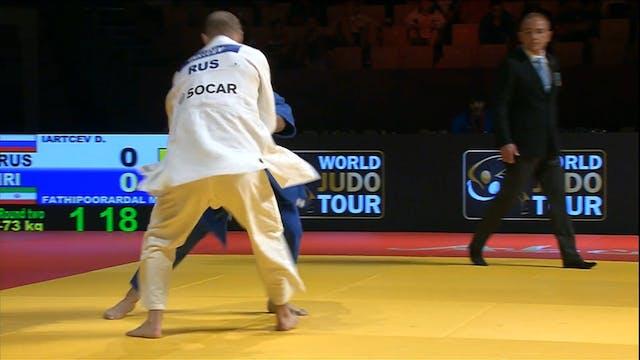 101: Tani otoshi - RUS v IRI -73kg