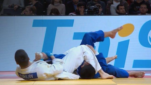 101: Juji gatame - AZE v KAZ -73kg