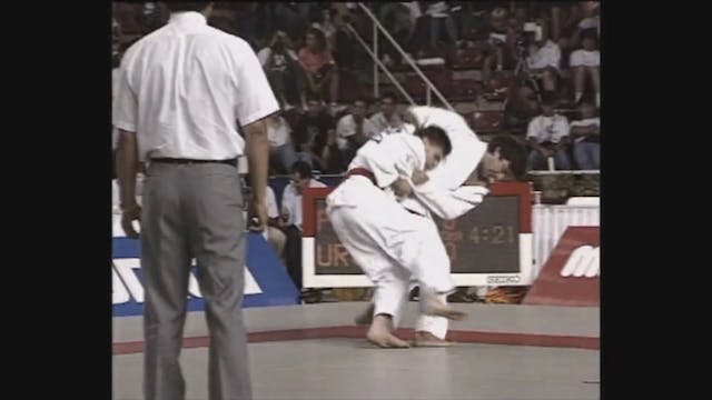 Neil Adams - Ura nage - Faster Variation