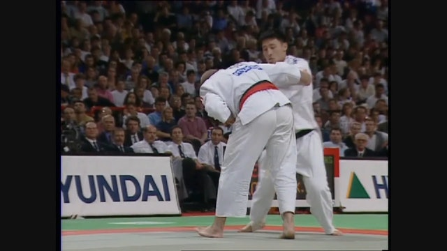 Kumi kata - Defending vs hand over the top | Jeon