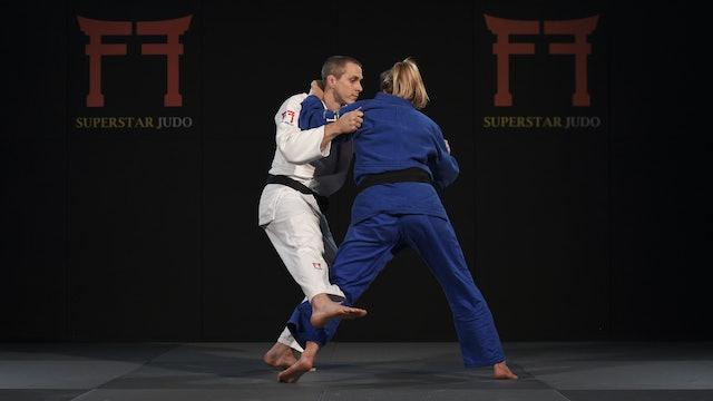 Using combinations | Judo Principles