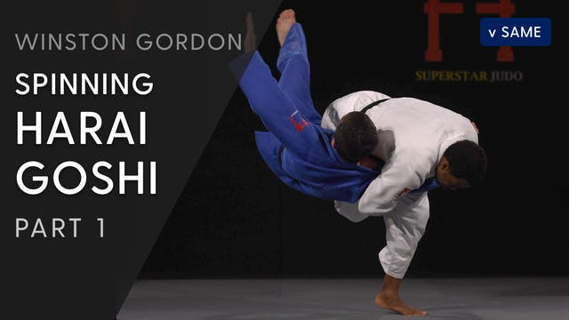 Spinning Harai goshi - Overview | Win...