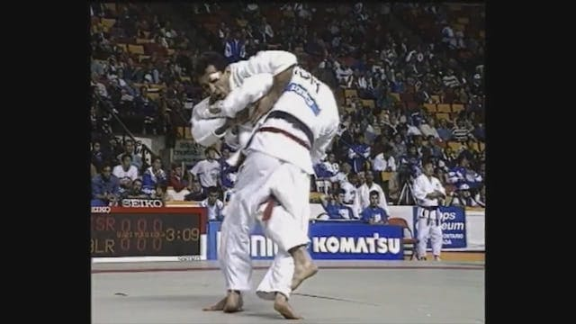 Neil Adams - Uchi mata - Ankle hook