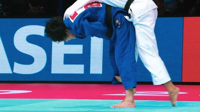 2021 World Judo Championships | Budapest