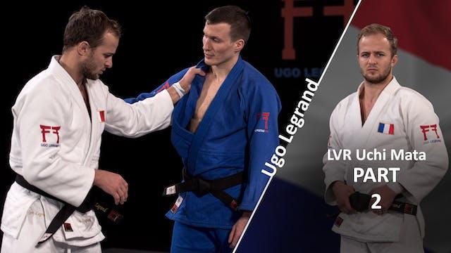 Uchi mata - Grips vs opposite | Ugo L...
