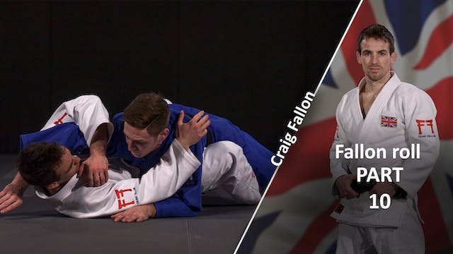 Arm-wrap variation | Craig Fallon