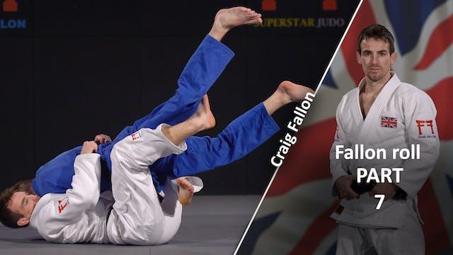 Passing the leg variation | Craig Fallon