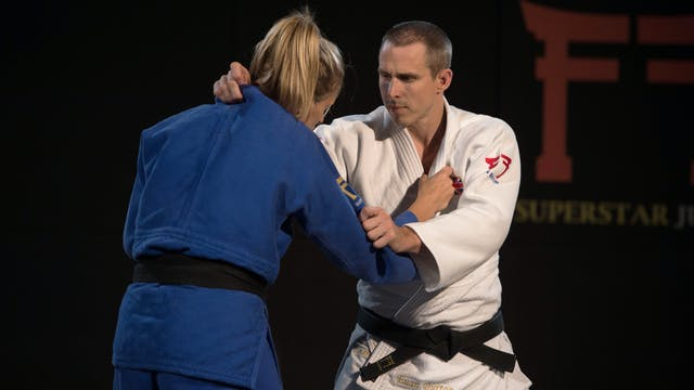 Using the grip | Judo Priciples
