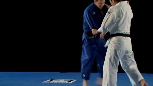 Kumi kata against left | Inoue (FRA)