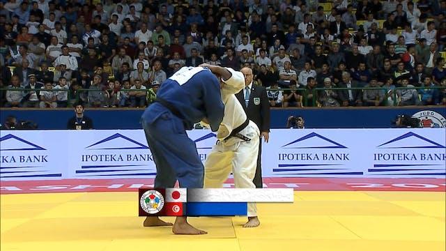 101: Ouchi gari - JPN v TUN -100kg