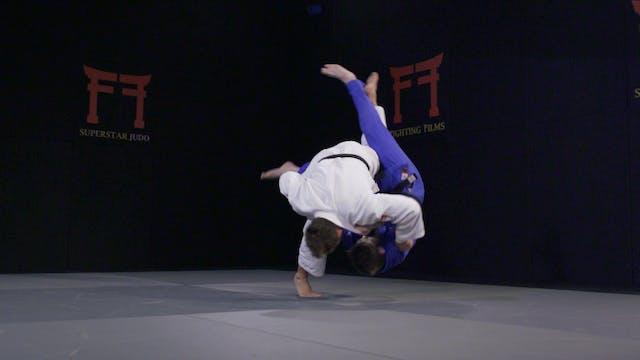 Spinning Uchi mata | Ugo Legrand