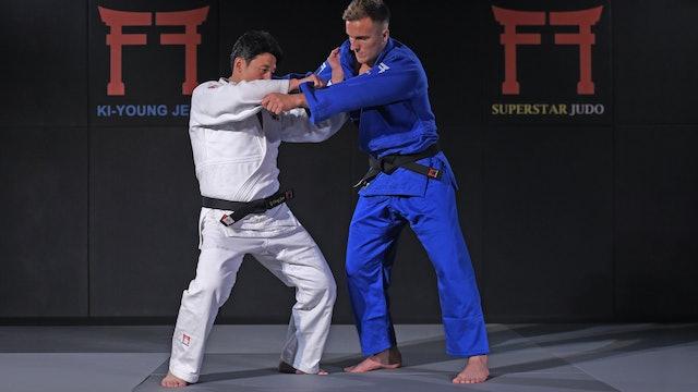 Twitches & feints   Korean Judo