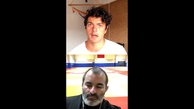 IG Live With JudoTraining.info