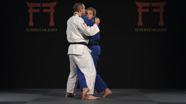 Ouchi gari | Judo Principles