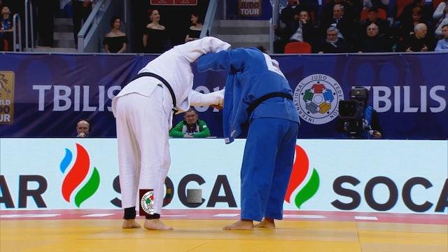 101: Harai makikomi - BRA v LTU +78kg