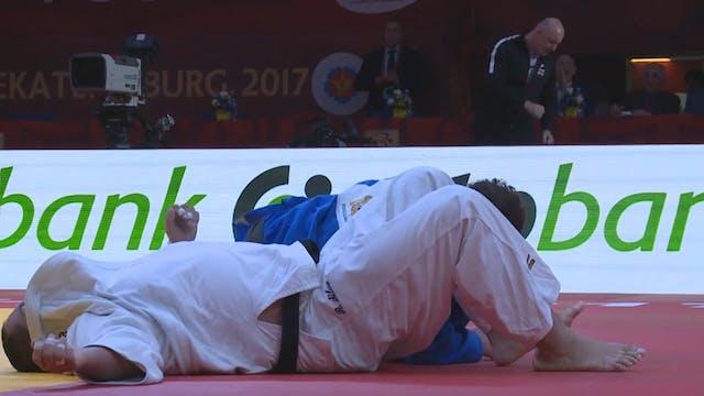 101: Seoi otoshi - BRA v GEO +100kg