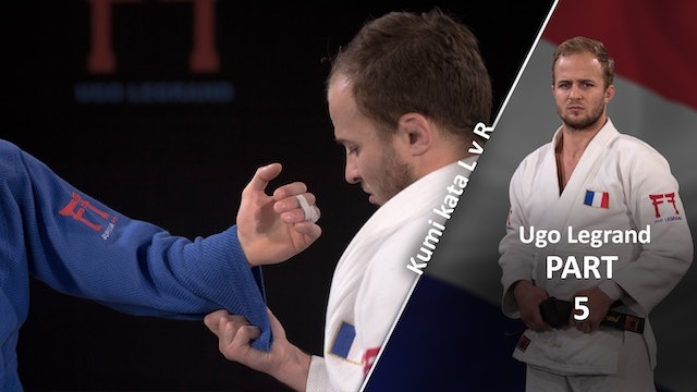 Kumi kata - Pinning the sleeve using seam vs opposite | Ugo Legrand