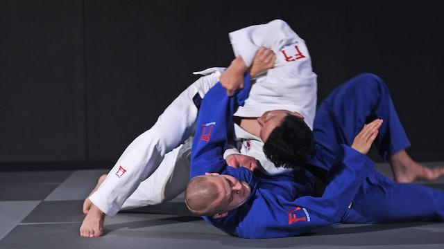 Morote seoi nage | Korean Judo
