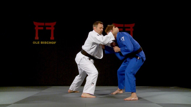 Kumi kata - Breaking posture and head control | Ole Bischof