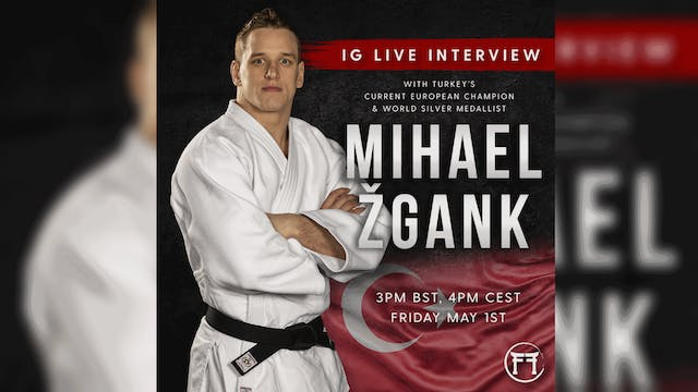 IG Live With Mihael Zgank