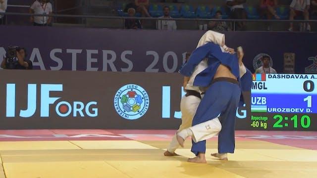 101: Ouchi gari - MGL v UZB -60kg