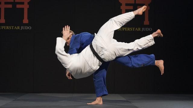 Harai goshi | Judo Principles
