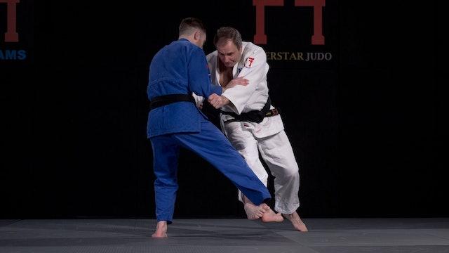 Takato's Kouchi gari   Neil Adams