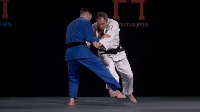 Takato's Kouchi gari | Neil Adams