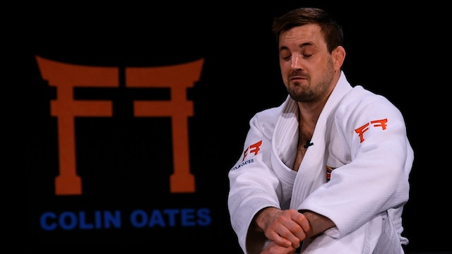 Getting More Serious With Judo | Interview | Colin Oates
