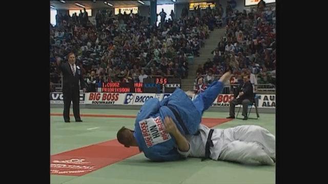 The Gokyo - Harai goshi