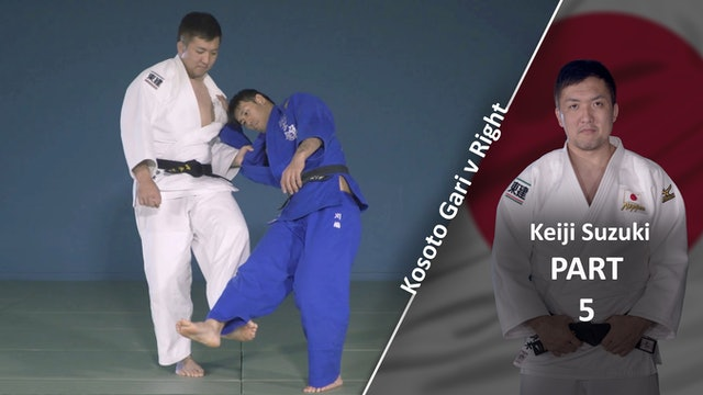 Breaking Balance And Execution VS R | Kosoto Gari | Keiji Suzuki