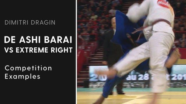 Competition Examples | De Ashi Barai ...
